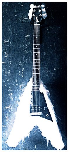 "Gibson Firebird #JeffStyle Custom ""BEAST"""