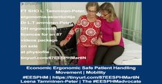 From #SafePatientHandling #SafePatientHandlingMobility #EESPHM -education benefit clients, patients & carer, caregiver, care worker, and all who assist clients patients to move. #eesphmadvocate