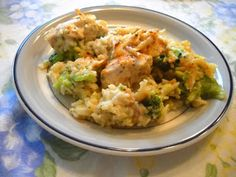 A Season for All Things: Chicken and Rice Casserole