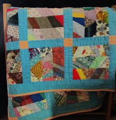 Patchwork of Quilts by hummingglow on Etsy
