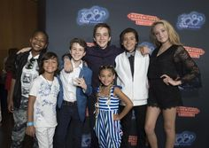 It was a big Disney celebration on Thursday, June 23, 2016, for the upcoming DCOM Adventures in Babysitting red carpet premiere and an event to mark all of