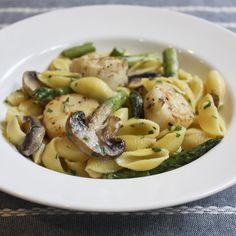 Fish Recipes, Seafood Recipes, Pasta Recipes, Dinner Recipes, Cooking Recipes, Salad Recipes, Dinner Ideas, Seafood Pasta, Pizza