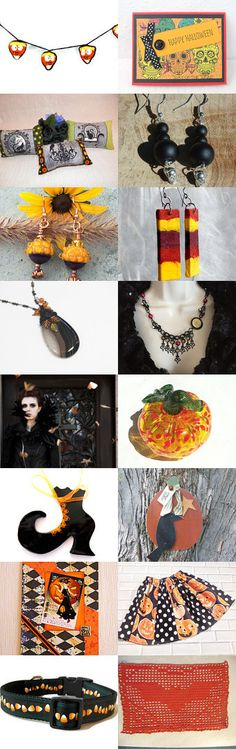 Love me some Halloween! by Shawni Darling on Etsy--Pinned+with+TreasuryPin.com