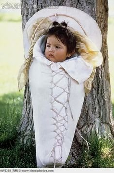 Shoshone (First Nations) baby