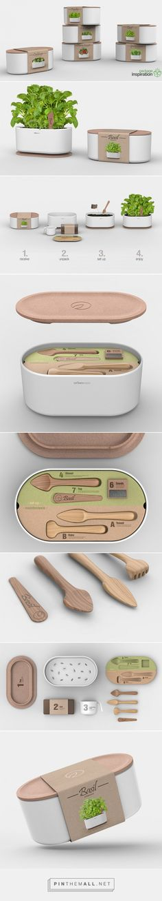 URBAN OASIS - Daily Package Design InspirationDaily Package Design Inspiration |... - a grouped images picture - Pin Them All