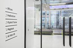 Nike New York Headquarters,© Floto+Warner