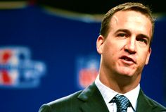 """""""I'll always be a Colt, that will never change."""" -Peyton Manning."""