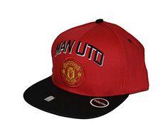 Manchester United Snapback Youth Kids Adjustable Cap Hat ...