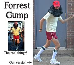 Forrest Gump is a 1994 American epic romantic dramedy film based on the 1986 novel of the same name by Winston Groom. Description from pixgood.com. I searched for this on bing.com/images