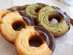 クッキードーナツ オールドファッションの画像