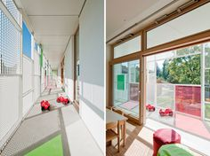 Childcare center, Austria
