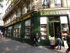 E. Dehillerin, Paris : consultez 261 avis, articles et 64 photos de E. Dehillerin, classée n°10 sur 621 activités à Paris sur TripAdvisor.