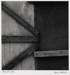 Aaron Siskind - Peru 297