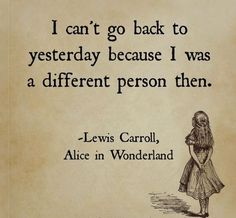 There are inspirational quotes that can be life-changing. But for those that really shed light on life's most difficult times, why not turn to the best Alice in Wonderland quotes? Lewis Carroll had much more in mind than you think. Best Inspirational Quotes, Great Quotes, Quotes To Live By, Motivational Quotes, Life Quotes, Famous Quotes From Books, Quotes From Women, Best Book Quotes, Old Soul Quotes