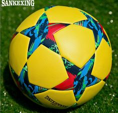 2018 Russia World Cup Top Quality PU Soccer Ball Official Size 5 Football  Anti-slip Seamless Ball Outdoor Sport Training Balls Futbol Bola Soccers  Soccer ...