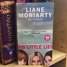New post on booksandwhiskey.com! Big Little Lies by Liane Moriarty! #book #books #bookstagram #book #bookclub #booknerd @books_whiskey