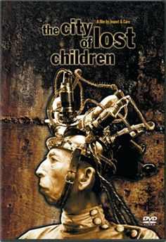 Marc Caro And Jean-Pierre Jeunet Co-directed The City Of Lost Children Won 2 Movie Awards And Was Nominated For 11 More Awards. The City Of Lost Children… Movie Posters, Kid Movies, Steampunk Movies, Foreign Film, Streaming Movies, Free Movies Online, Movies, Sci Fi Movies, Great Movies