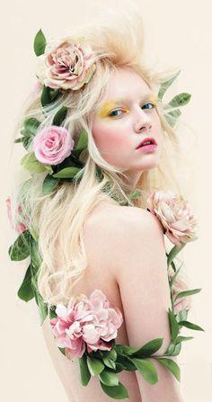 summer flower fantasy