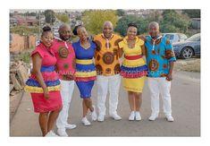 Cute Agbada Styles for Men and Women Pedi Traditional Attire, Sepedi Traditional Dresses, Traditional Wedding Attire, Traditional Fashion, African Attire, African Wear, African Women, African Beauty, African Fashion Ankara