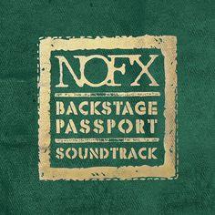 NOFX - Backstage Passport (Soundtrack) LP Record Vinyl - BRAND NEW + Download