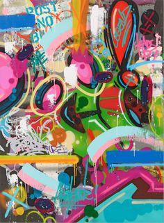 Graffiti Art, Graffiti Painting, Graffiti Wallpaper Iphone, Pop Art, Art Et Illustration, Arte Pop, Art Background, Oeuvre D'art, Art Blog