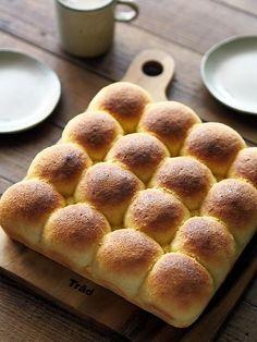 クッキーちぎりパン | お菓子・パンのレシピや作り方【corecle*コレクル】