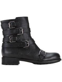 JIMMY CHOO 'Dawson' Ankle Boots. #jimmychoo #shoes #boots