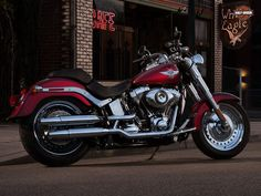 Harley Davidson 2015 Softail aka. Fatboy Starting at $ 21,689 Available colours: -dark Grey -orange & black -Blue -Light grey -red -Black