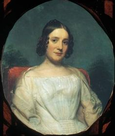 Mrs. Adrian Baucker Holmes, ca. 1850 (Charles Wesley Jarvis) (1812-1868) The Metropolitan Museum of Art, New York, NY 13.21.8