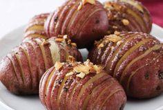 Accordion Potatoes | Recipe | Joy of Kosher with Jamie Geller