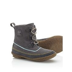 Love this boot, but in the elk color with the red laces.