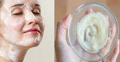 Voila comment préparer et utiliser le mélange d'huile de coco et de bicarbonate de soude pour faire un nettoyage complet du visage naturellement à la maison