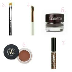 A simple guide to help you through choosing the best products for your brow type.