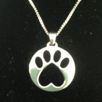 Second Chance Rescue necklace