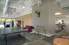 Autodesk's San Rafael Offices by Huntsman Architectural Group - Officelovin