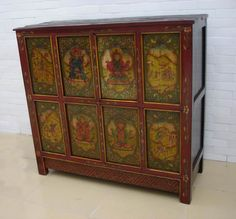 chinese antique dinner wear | Chinese Antique Furniture-Tibet Cabinet (B7933) - China Chinese ...