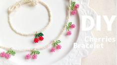 Handmade Jewelry Designs, Beaded Jewelry Patterns, Beading Patterns, Bracelet Crafts, Jewelry Crafts, Handmade Jewelry Bracelets, Diy Leather Bracelet, Bead Studio, Bead Jewellery
