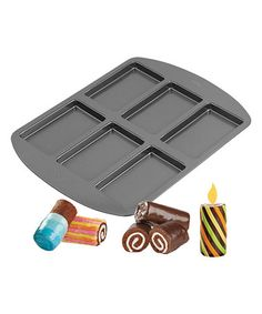 Another great find on #zulily! 6-Cavity Mini Coil Cakes Pan #zulilyfinds