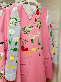 Alice in Wonderland: Some Spring 2015 Beauties from Bambah, Danielle Romeril… Look Fashion, Fashion Details, High Fashion, Womens Fashion, Fashion Design, Fashion Tips, Looks Street Style, Looks Style, Style Me