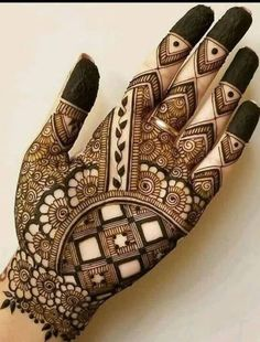 Mehndi henna designs are always searchable by Pakistani women and girls. Women, girls and also kids apply henna on their hands, feet and also on neck to look more gorgeous and traditional. Latest Henna Designs, Indian Mehndi Designs, Henna Art Designs, Mehndi Designs 2018, Mehndi Designs For Girls, Mehndi Designs For Beginners, Modern Mehndi Designs, Mehndi Design Pictures, Wedding Mehndi Designs