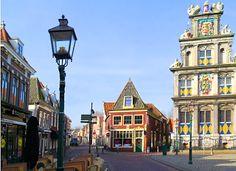 Bucket list item! Hoorn, Holland, The Netherlands. See more: http://www.gypsynester.com/windmills.htm