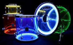 SJC Custom Drums - Creating your dream since 2000