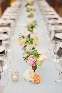 small-vintage-silver-goblet-vase Rescue idea when big bouquets from Tom start to wilt.