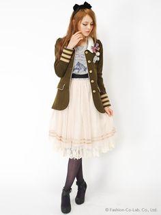 Deicy  ( Japanese Fashion )