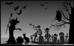 Symbols For Halloween: Spooky Halloween Symbols