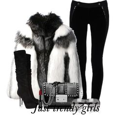 Jackets and fur cardigans | Just Trendy Girls