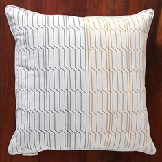 Lines Pillow Cover