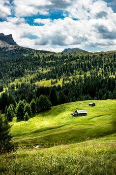 Alta Badia, Italy