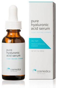Hyaluronic Acid Serum - 100% Pure - 1oz-Cosmedica Skincare
