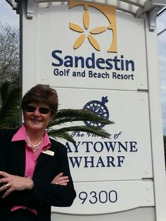 Sandestin Golf and Beach Resort 9300 Emerald Coast Parkway W., Destin, FL (800) 622-1038 http://www.sandestin.com/